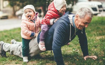 Das Geheimnis jugendlicher Gelenkmobilität