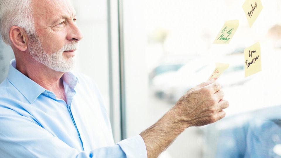 Volle Leistungsfähigkeit für das Gehirn – in jedem Alter