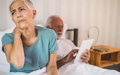 Wie Sie Kopf-und Nackenschmerzen schnell wieder loswerden