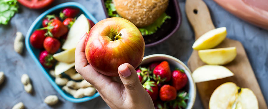 Tipps für gesunde Snacks für unterwegs